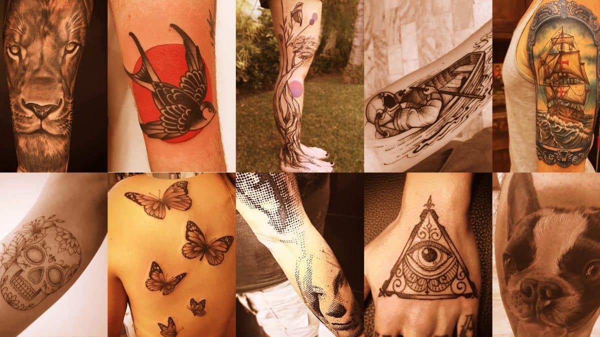 Os 10 Melhores Tatuadores Do Rio De Janeiro