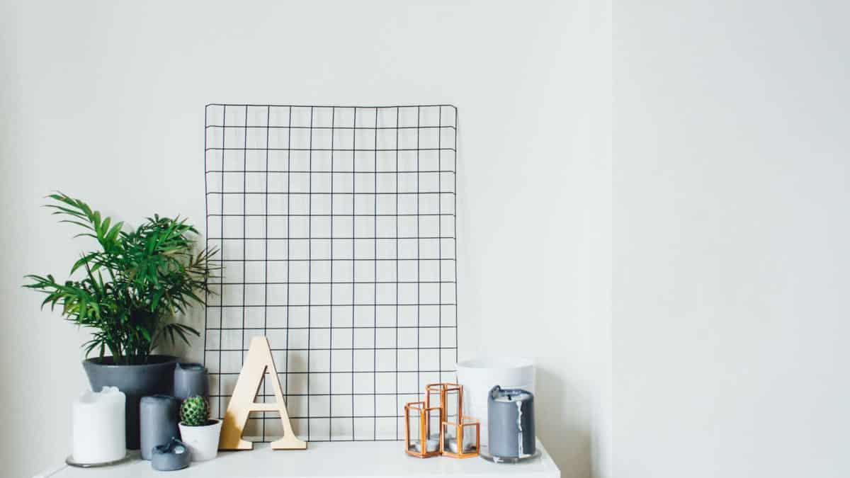 8 móveis e objetos de decoração DIY para fazer gastando pouco