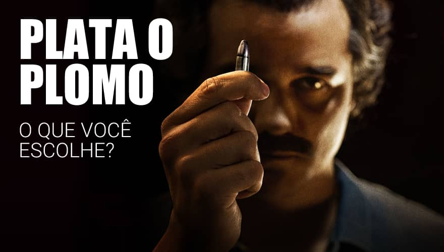 Plata o Plomo é um questionamento sobre o real valor do capital humano