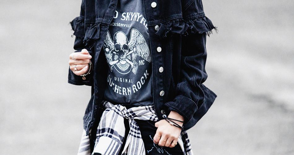 Qual a relação entre o Rock n' Roll e a moda?