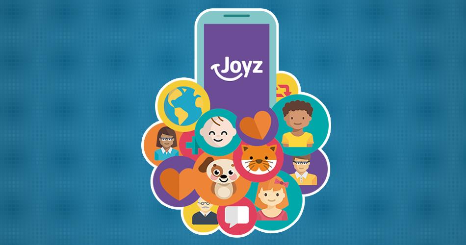 Joyz, aplicativo de doações para você ajudar quem precisa!