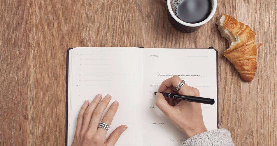 Como manter um bullet journal pode fazer bem para a saúde mental