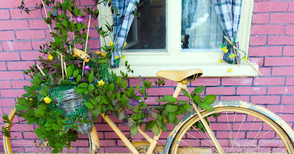 Decoração com bicicleta: como incorporar a bike na sua casa