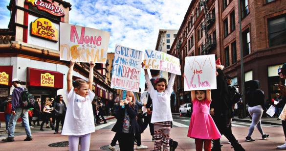 Desigualdade de gênero na infância