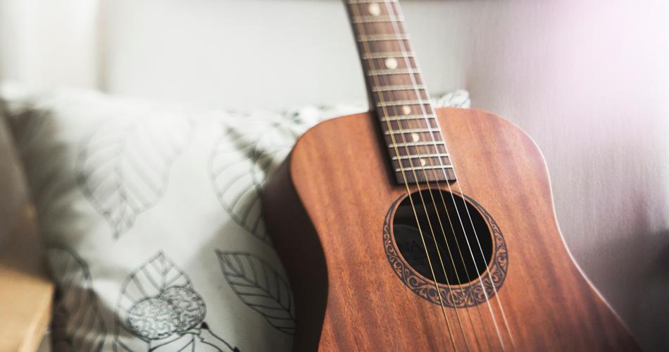 Inspirações para fazer uma decoração musical na sua casa
