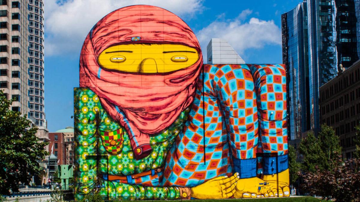 Quais são os artistas de rua brasileiros mais conhecidos pelo mundo?