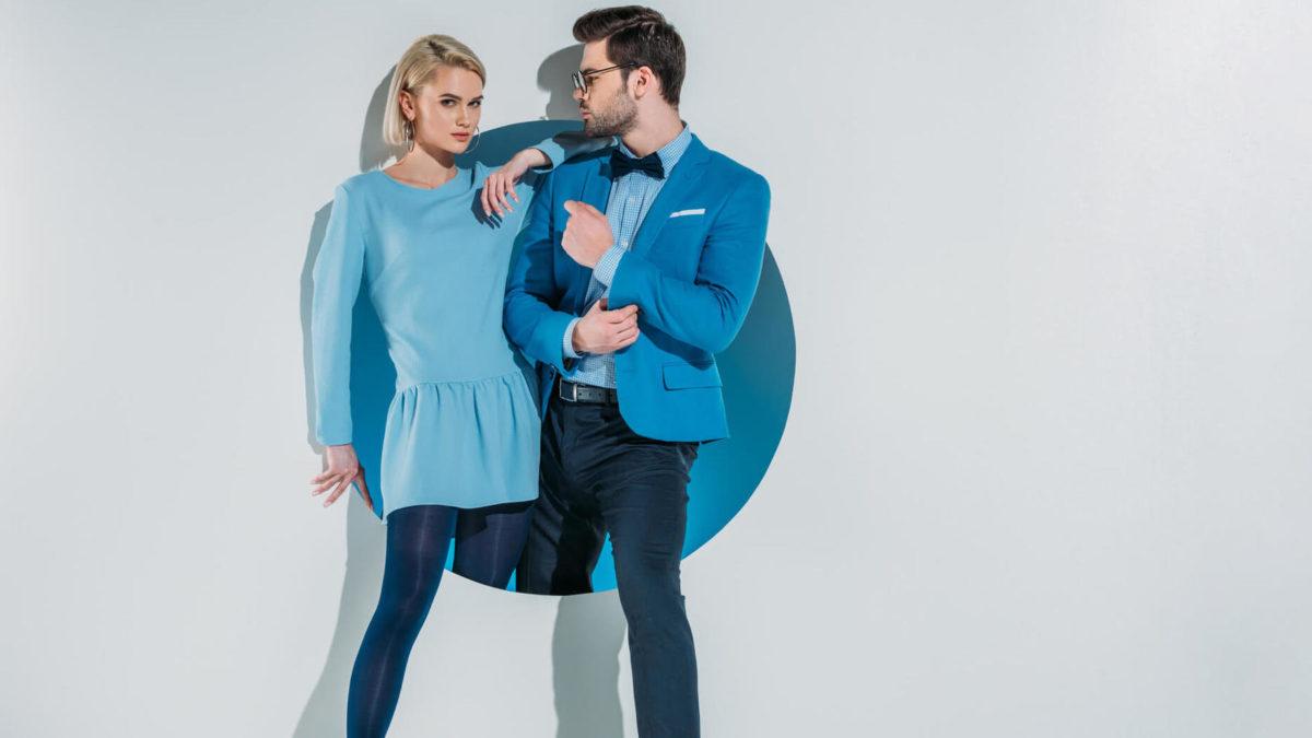 Azul na moda: entenda por que essa é a cor preferida das pessoas