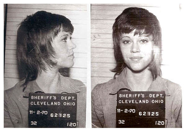 Jane Fonda ativista