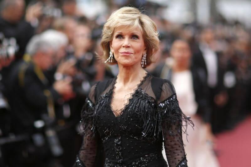 Quem é Jane Fonda?