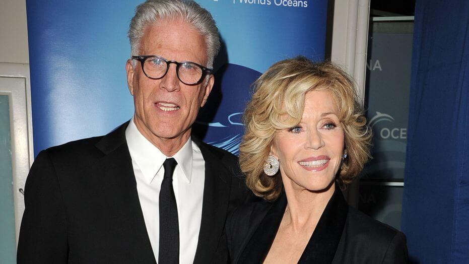 Ted Danson e Jane Fonda
